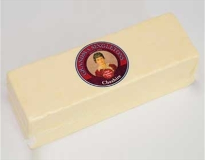 Picture of WHITE CHEDDAR BLOCK