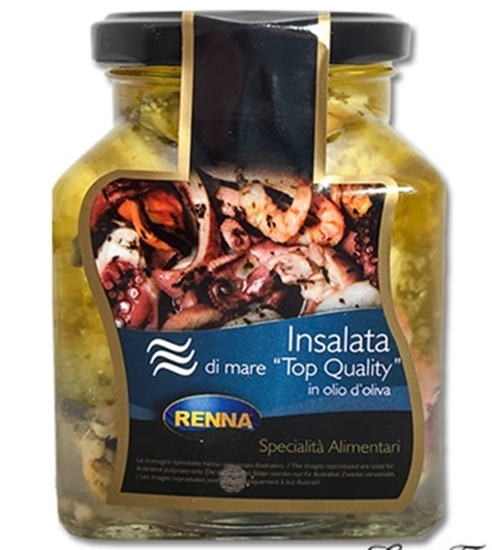 Picture of SEA FOOD SALAD TOP QUALITY IN OIL
