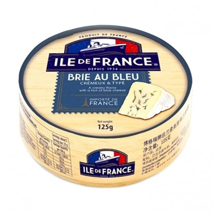 Picture of Bongrain Ile De France Brie Bleu