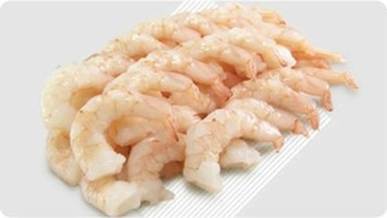 صورة IQF SHRIMP PD TAIL ON 26/30 V  10X1 KG