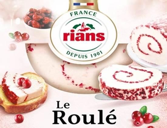 Picture of Le Roulé Rians Cranberry