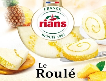 Picture of Le Roulé Rians Ananas