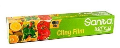 Picture of Sanita Cling Film SERV-U 45 X 200 MTR 1 X 6