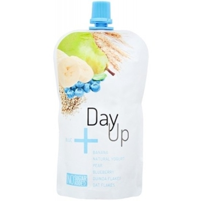 Picture of DAYUP BLUE BANANA PEAR BLUE BERRY PUREE 120 GM
