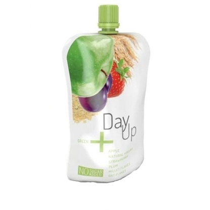 Picture of DAYUP GREEN APPLE STRAWBERRY PLUM PUREE 120 GM