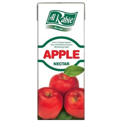 Picture of AL RABIE Apple Nectar 18 X 200 ml.