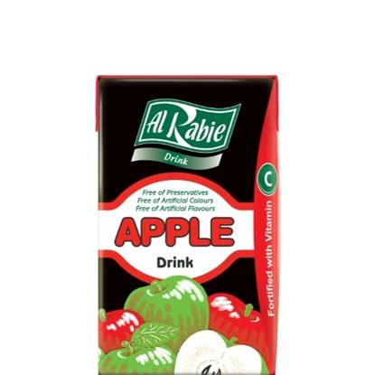 Picture of AL RABIE Apple Drink 27 X 250 ml.