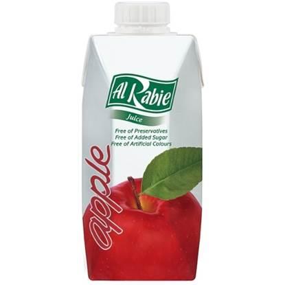 Picture of AL RABIE Apple Juice 330 ml