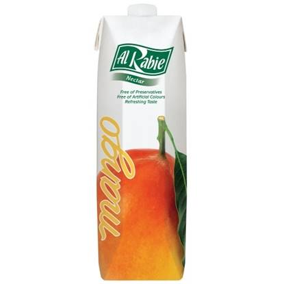 Picture of AL RABIE Mango Nectar 1 Ltr