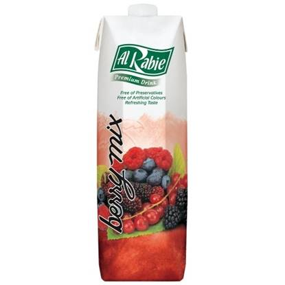 Picture of AL RABIE Berry Mix P. Drink 1 Ltr