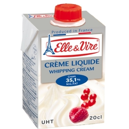 Picture of E&V UHT Whipping Cream 200 ml
