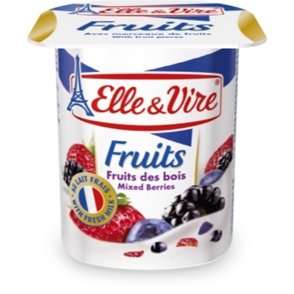 "Picture of E&V Dairy Dessert ""Forest Fruit"" 125 g"