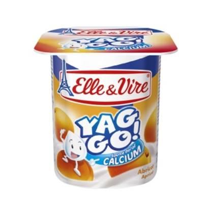 "Picture of E&V Yaggo Dairy Dessert ""Apricot"" 125 g"