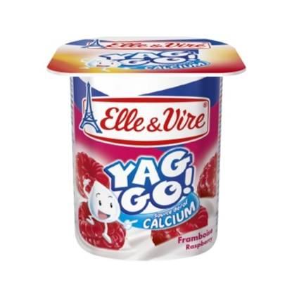 "Picture of E&V Yaggo Dairy Dessert ""Raspberry"" 125 g"