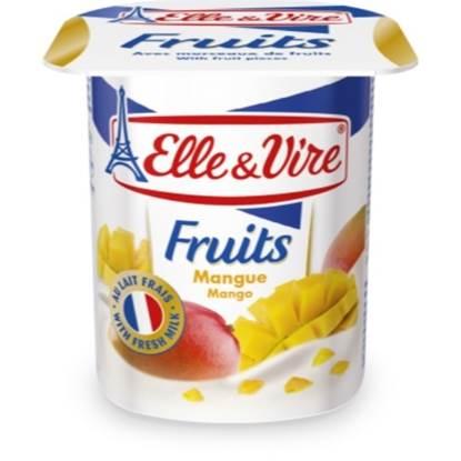 Picture of E&V Mango Dairy dessert 125g