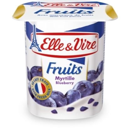 "Picture of E&V Dairy Dessert ""Blue Berry"" 125 g"