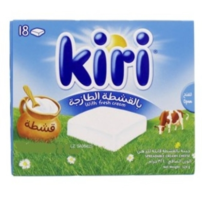 Picture of Kiri cheese 18P - 324 g