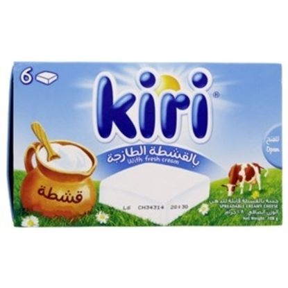 Picture of Kiri cheese 6P 108 g