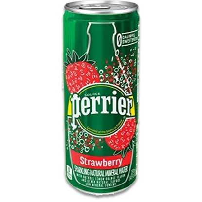 Picture of Perrier Strawberry 250ML CAN