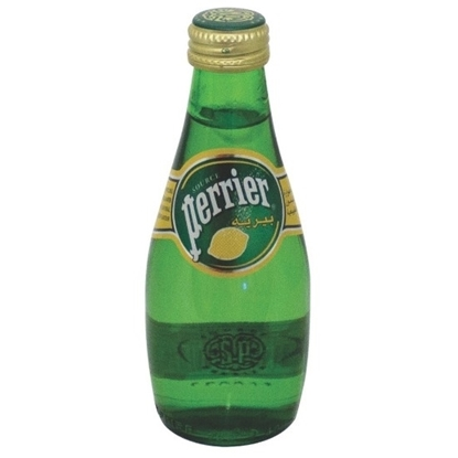 Picture of PERRIER MINERAL WATER LEMON 200ML