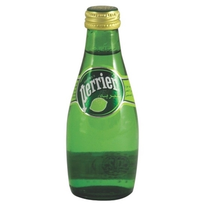 Picture of PERRIER MINERAL WATER LIME 200 ML