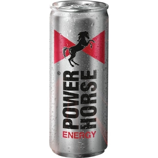 Picture of Power Horse Energy Drink Slim Cans 250 ML