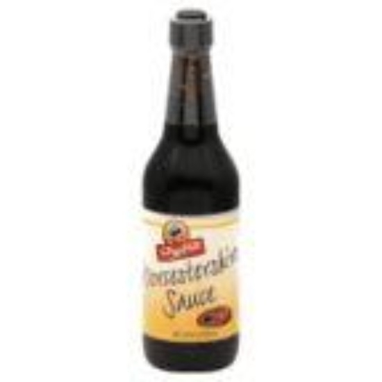 Picture of SR Worcestershire Sauce 10 oz