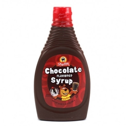 Picture of SR Scrunchy Choc Syrup 24 oz