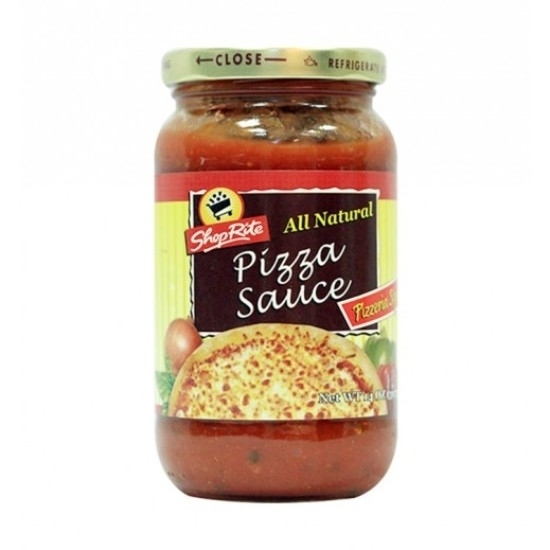 Picture of SR All Natural  Pizza Sauce 14 oz