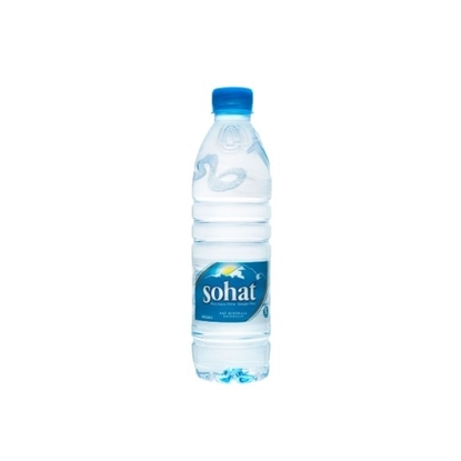 Picture of Sohat Natural Mineral Water 500 ML Pet
