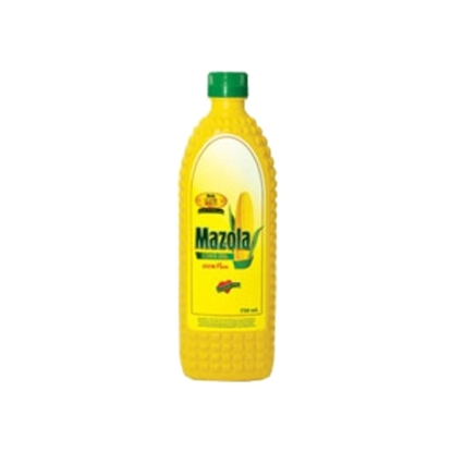 Picture of MAZOLA CORN OIL 750 ML