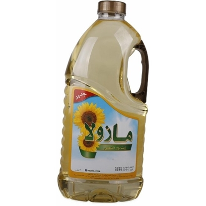 Picture of MAZOLA SUNFLOWER OIL 3 LTR