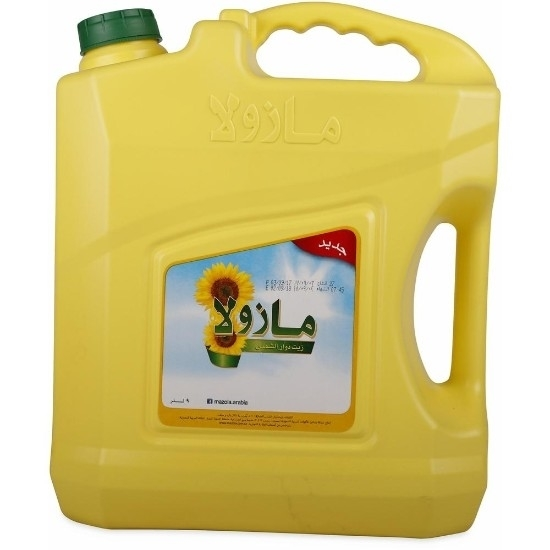 Picture of MAZOLA SUNFLOWER OIL 9 LTR