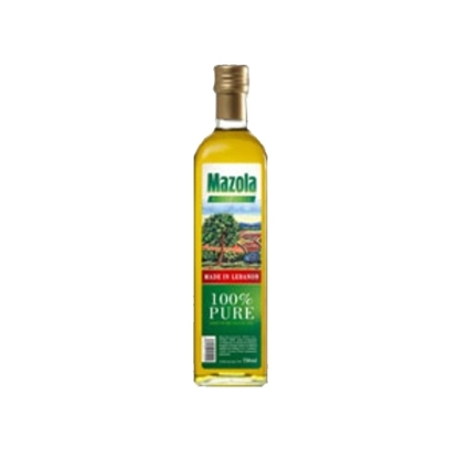 Picture of MAZOLA EXTRA VIRGIN OLIVE OIL 750ML