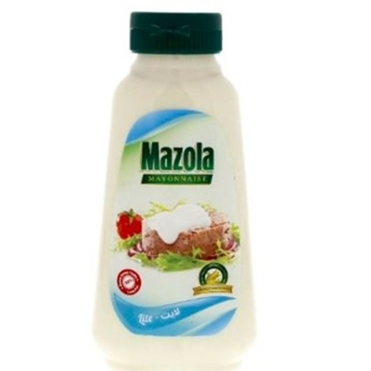 Picture of MAZOLA MAYONNAISE LIGHT SQUEEZY PACK 340ML