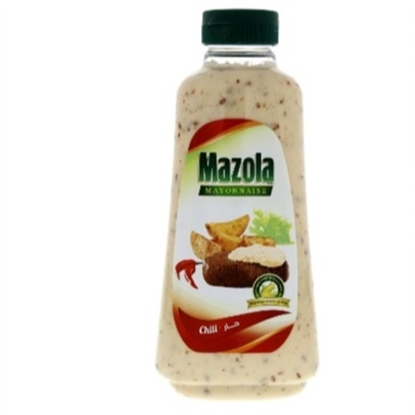 Picture of MAZOLA MAYONNAISE CHILI 650 ML