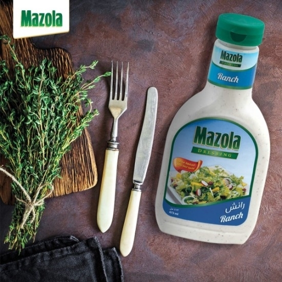 Picture of Mazola Dressing Ranch salad 473 ML