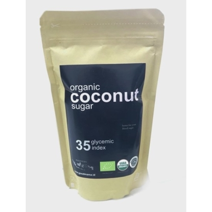 Picture of GOODMAMA ORGANIC COCONUT SUGAR  400 GM