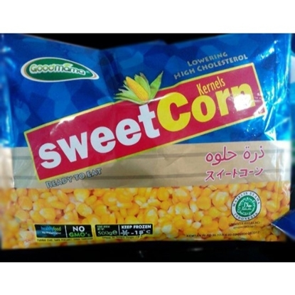 Picture of GOODMAMA SWEETCORN NO GMO 500 GM