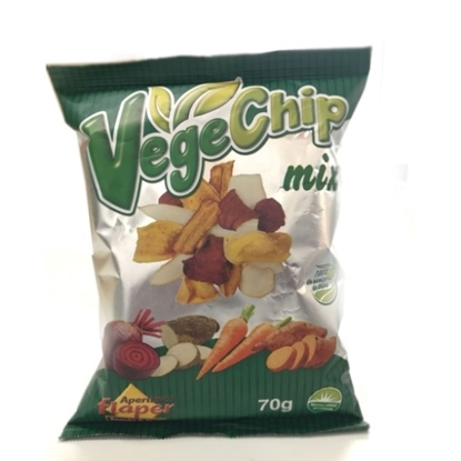 Picture of FLAPER VEGETABLE MIX DELIGHTS  70 GR