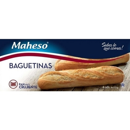 Picture of MAHESO BAGUETINAS 500 GM