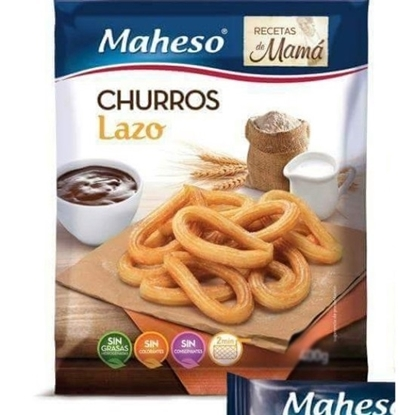 Picture of MAHESO CHURROS LAZO 500 GM