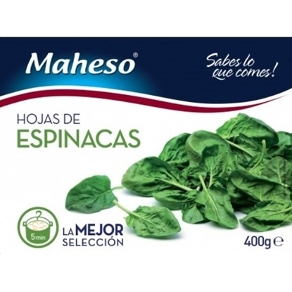 Picture of MAHESO SPINACH 400 GM