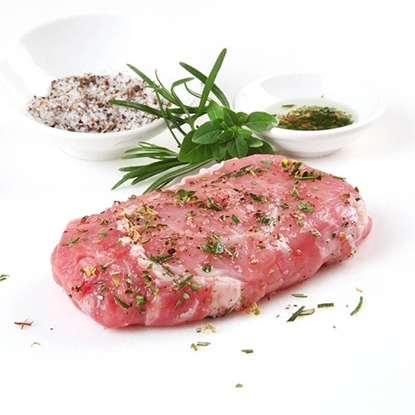 Picture of African chilled veal Steak