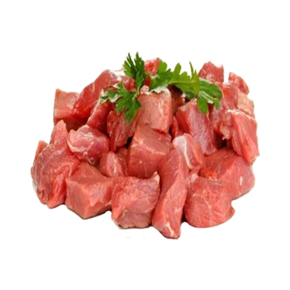 Picture of Mixed fresh lamb meat without bones