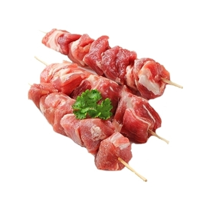 Picture of Arabic fresh lamb tikka