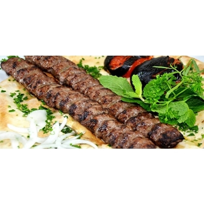 Picture of Arabic fresh lamb kebab