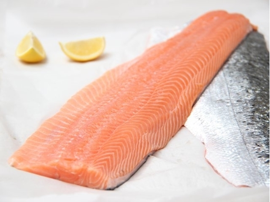 Picture of ATLANTIC SALMON FILLET 2-3 LBS- 1 X 10 KG