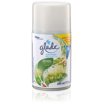 Picture of GLADE AUTOMATIC SPRAY MORNING FRESHNESS REFILL 269 ML