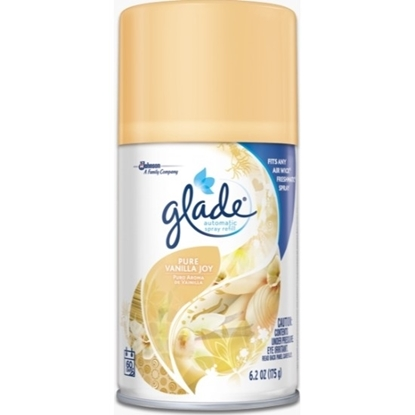 Picture of GLADE AUTOMATIC SPARY  VANILLA 175GM